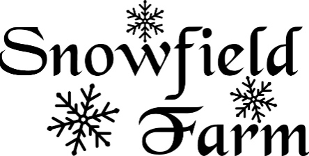 Snowfield Farm Logo